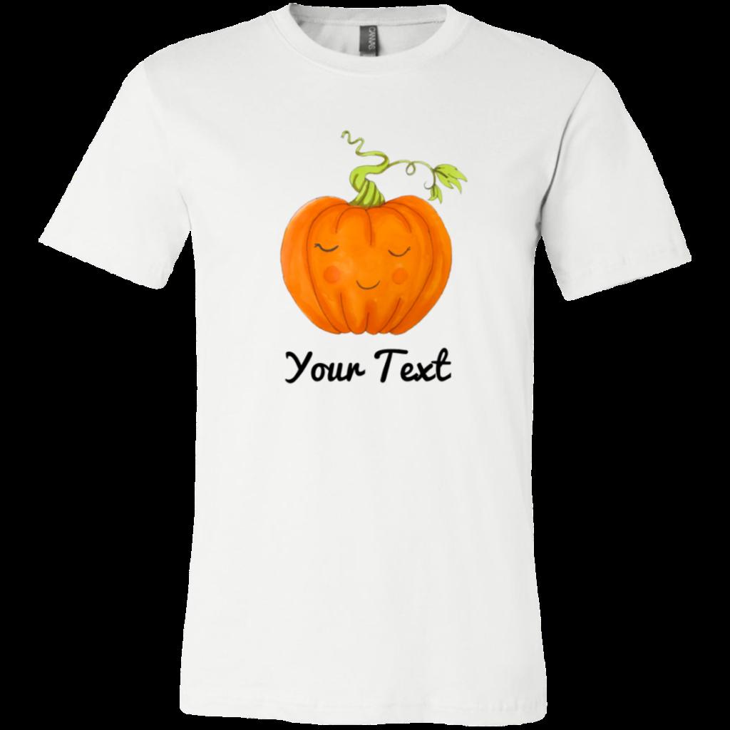 Pumpkin matching family shirts