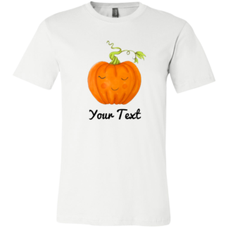 Childrens matching pumpkin shirts