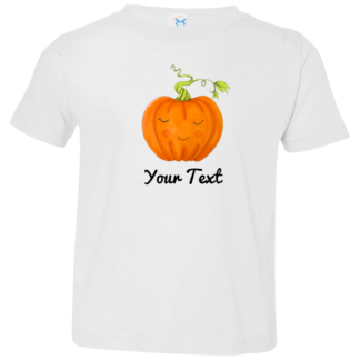 Toddler pumpkin family shirts
