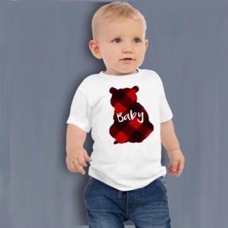 baby buffalo plaid shirt