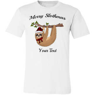 Adults christmas buffalo plaid sloth shirts for family