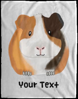 Guinea pig blanket