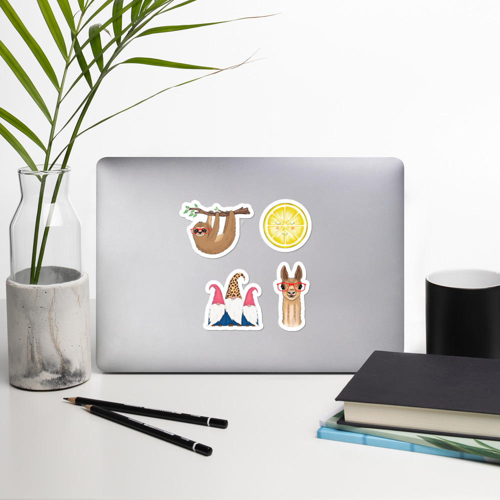 cool laptop stickers