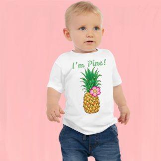 matching pineapple shirts baby