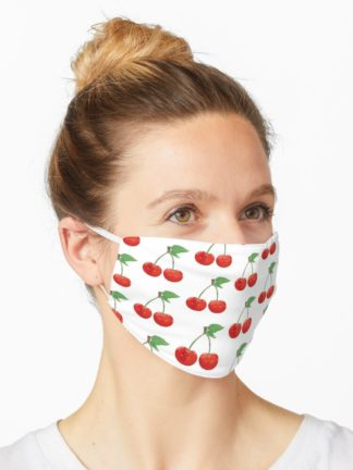cherry face mask